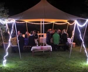 tentum garden tents